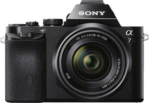 Alpha ILCE-7K систематический Камера S...