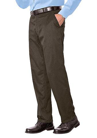 Термо-брюки с шлевки для ремня