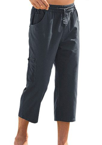 3/4 длины брюки свободные в нежный Jea...