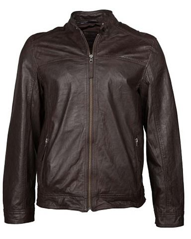 MUSTANG Куртка кожаная Jarok