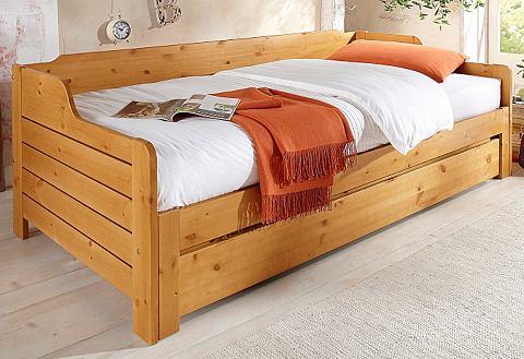Кровать »Edo« с выдвижной ...
