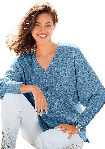 Пуловер с V-образным вырезом с kleiner...