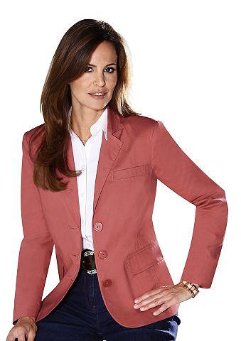Пиджак из нежный Высококачественный хл...