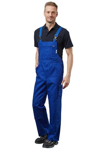 PIONIER WORKWEAR брюки с подтяжками Cotton Pur...