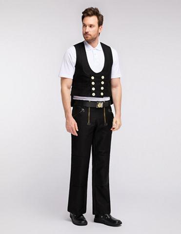 WORKWEAR двойные брюки с клеш