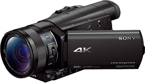 FDR-AX100 Handycam 4K (Ultra-HD) видео...