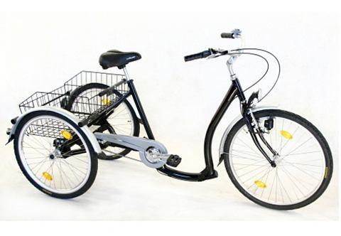 Трехколесный велосипед 7-Gang Shimano-...