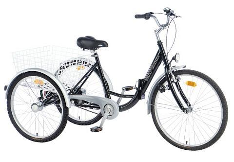 WILD EAGLE Трехколесный велосипед 3-Gang-SHIMANO-...