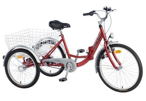 WILD EAGLE Трехколесный велосипед 3 Gang Shimano ...