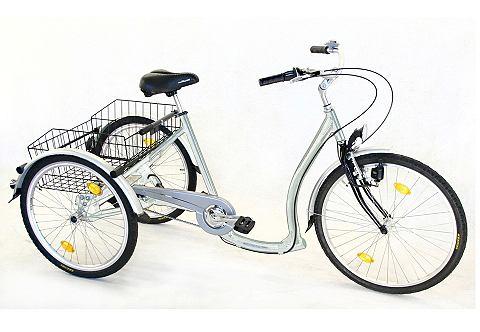 Трехколесный велосипед 3-Gang Shimano-...