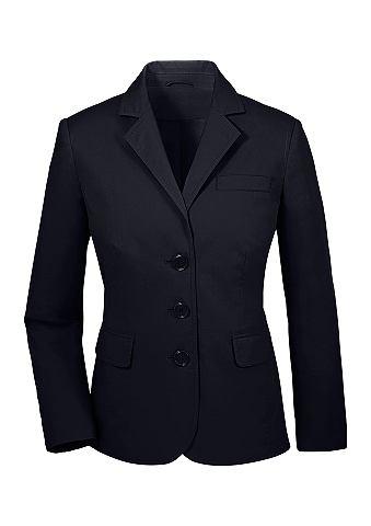 CLASSIC INSPIRATIONEN Пиджак из нежный Высококачественный хл...