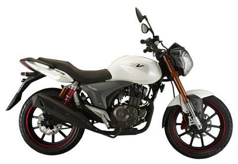 Motorrad 95 km/h 1245 ccm 1115 PS weis...