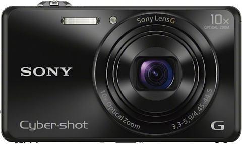 Cyber-Shot DSC-WX220 Super Zoom Камера...