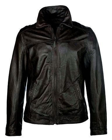 Куртка кожаная »Ward«