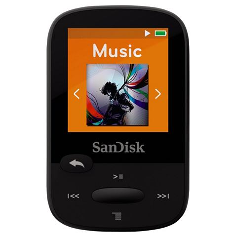 MP3 плеер Clip Sport 8GB с Slot для ка...