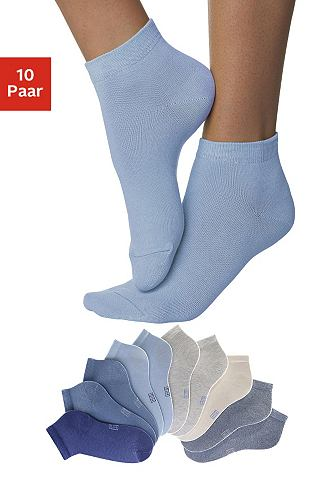 Носки короткие (10 пар) с verstär...