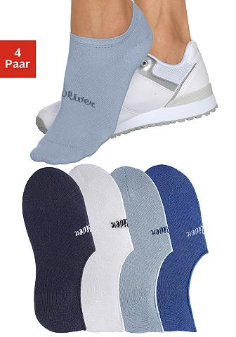 Bodywear Geschlossene носки (4 пар)