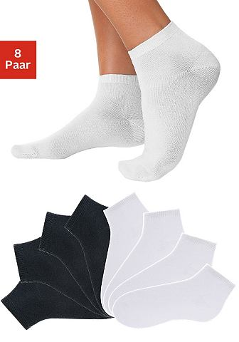 GO в носки короткие (8 пар) в разный U...