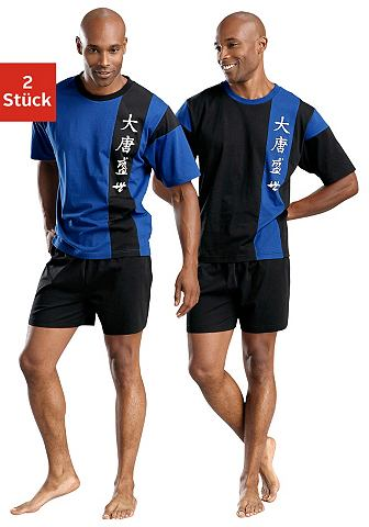 Пижама (2 единицы пижама короткая
