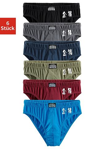 Authentic Underwear трусы (6 единицы с...