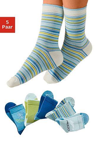 Farbenfrohe носки (5 пар) с verst