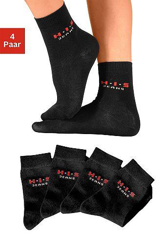 H.I.S Базовые носки (4 пар)