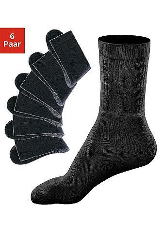 GO в спортивные носки (6 пар) с geripp...