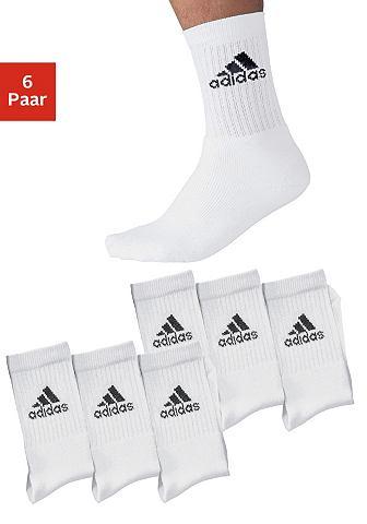 ADIDAS PERFORMANCE Спортивные носки (6 пар) с махровая
