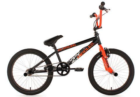 BMX Freestyle 20 Zoll orange »Ci...