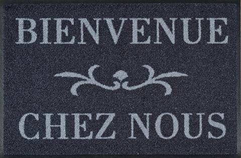 Коврик для двери »Bienvenue&laqu...