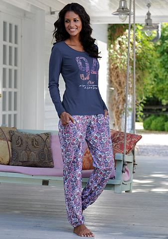 Bodywear пижама с mehrfarbigem пестрый...