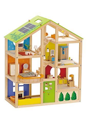 """Puppenhaus """"Vierjahreszeiten&quot..."""