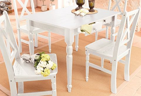 Обеденный стол в 3 размеры с выдвижной...