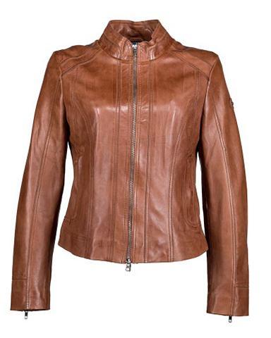 Куртка кожаная для женсщин »FD65...
