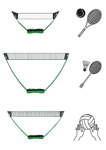 SPORTPLUS Sport Plus Tennisnetz »SP-Net-03...