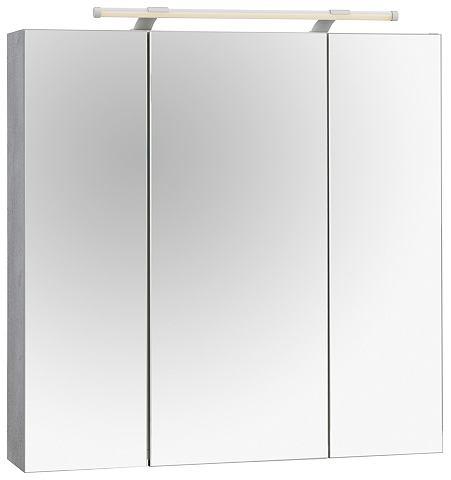 Шкаф с зеркалом »Dorina« с...