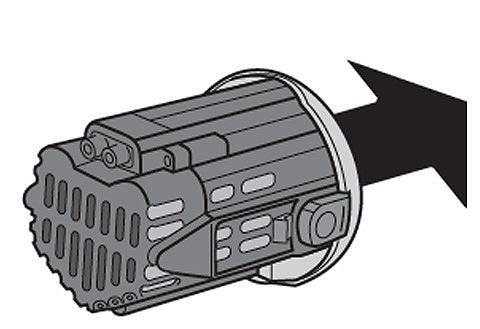 Аккумулятор для пылесоса