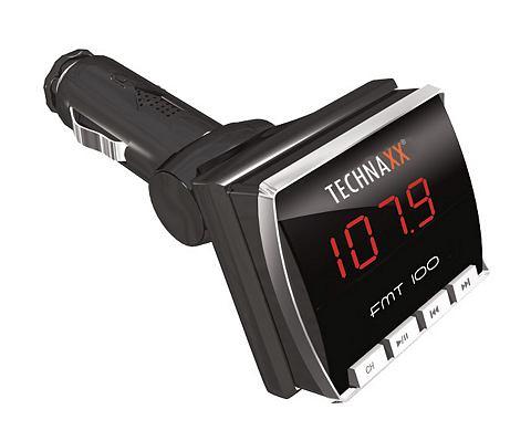 TECHNAXX Передатчик »FMT100 Transmitter&l...