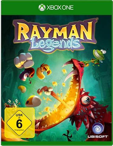 XBOX One - Spiel »Rayman Legends...