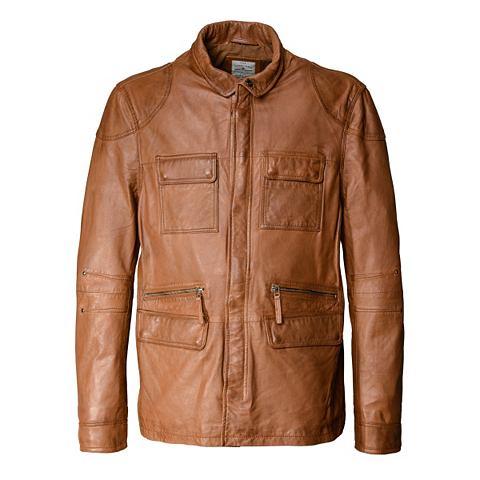 Куртка кожаная Herren Fakuyama