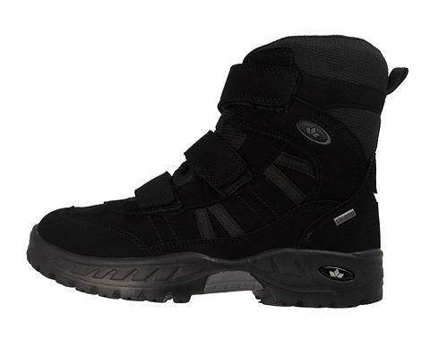 Ботинки зимние с липучки »WILDLI...