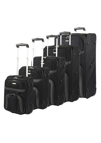 TRAVELITE Набор чемоданов с 2 колесики »Or...