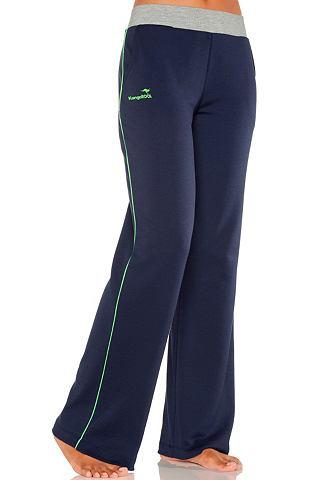 Kanga ROOS брюки для отдыха с широкий ...