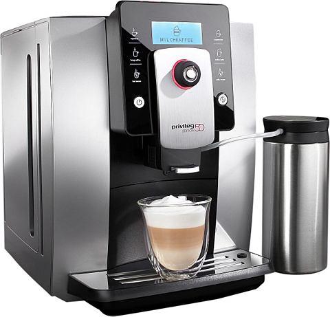 Kavos virimo aparatas Edition 50 ir Edelstahl-Milchbehälter