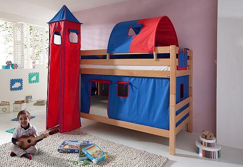 Двухъярусная кровать комплект 4 ч.