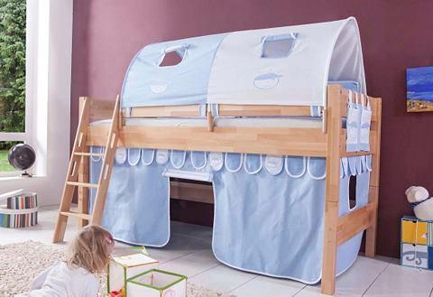 Одноместный/средней высоты кровать ком...