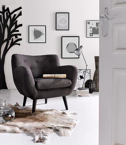 INOSIGN Кресло в ретро-стиль