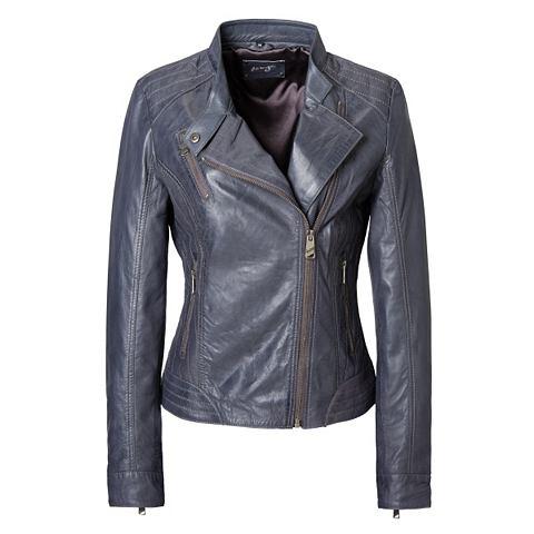 Куртка кожаная для женсщин »Alic...