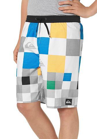 Quiksilver JAM Comp Checker шорты