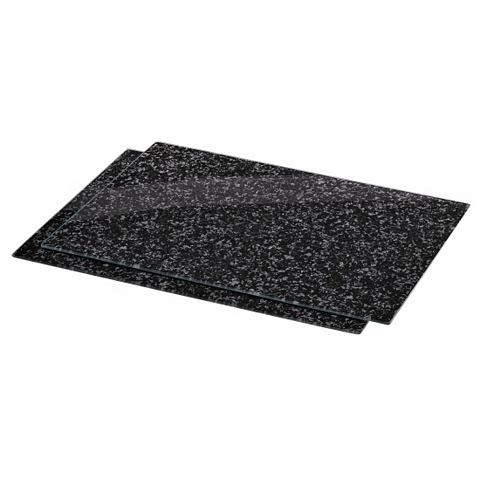 Herdabdeckplatte 2 штуки Design Granit...